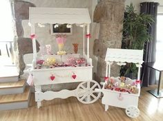 Cornish Candy Cart Co...SUCH good value and love the mini cart AMAZING