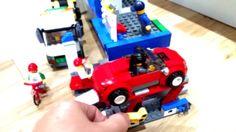 Лего Сити = Большой набор Лего город