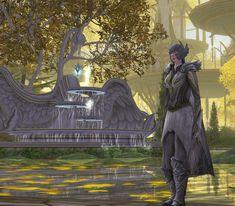 Wandering around Arda - Guardian of Celúrlin