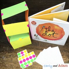 Celebrate International Dot Day with STEM — Carly and Adam Growth Mindset For Kids, Growth Mindset Classroom, Stem Learning, Early Learning, 2nd Grade Math, Third Grade, Grade 2, Fourth Grade, Classroom Freebies