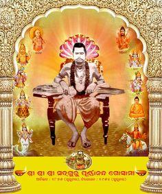 Dasa Abatra Om Sri Guru Babaji Sri Sri Sri Sadguru Purnananda Goswami Ji Maharaj by Jibanananda Kar