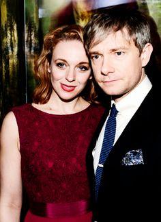 Amanda & Martin