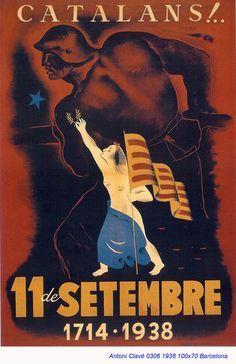 Spain - 1938. - GC - poster - autor: Antoni Clave