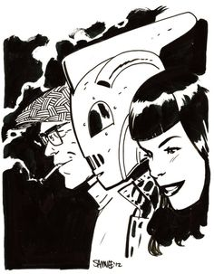 Rocketeer by Chris Samnee