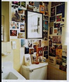 1000 images about funky cloakroom on pinterest for Funky bathroom wallpaper ideas