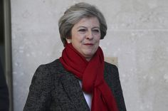 """The visit was aggressively sought by British officials as a symbol that the """"special relationship"""" between the United States and the United Kingdom endures, after Britain voted to leave the European Union and America elected a president who is reviled across much of Western Europe"""