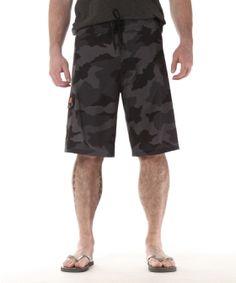 from Bootlegger. $36.50 Gym Men, Camouflage, Trunks, Holiday 2014, Swimming, Shorts, Swimwear, Dark, Gifts