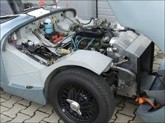 Austin Healey Speedwell GT