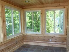 enclosed porch design