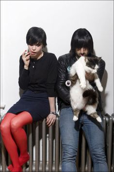 Crystal Castles | Community Post: 38 Musicians Cradling Cats