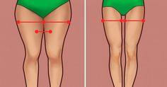 Celkom 4 cvičenie vás zbaví tuku na vnútornej strane stehien!