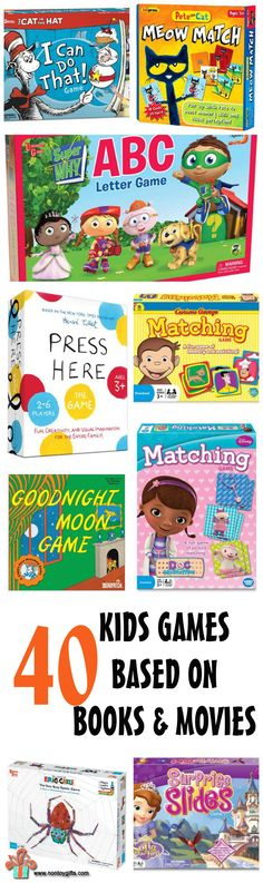 Too hot to play outside? Have some fun playing these kids games. Great indoor activity for preschoolers and kindergartners.
