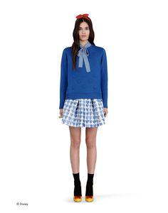 REDValentino - Felpa Donna - T-shirt e felpe Donna su Valentino Online Boutique