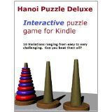Hanoi Puzzle Deluxe for Kindle Interactive Puzzles Variations) (Kindle Editi. - Hanoi Puzzle Deluxe for Kindle Interactive Puzzles Variations) (Kindle Edition)By K. Blood Sugar Chart, Ice Fishing Lures, 99 Cents, Hanoi, Puzzles, Kindle, Games, Boating, Fresh Water