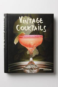 Vintage Cocktails | Anthropologie