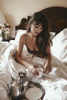 Room service please | Jenny Cipoletti of Margo & Me