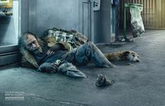 """Help Them Fast. """"The longer you live on the street, the harder it is to get off it."""" Literally."""