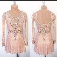 """Romeo & Juliet"" custom made dress - design by Lisa McKinnon…"