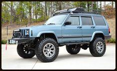 Lifted Cherokee XJ For Sale / Jeep Cherokee Lifted For sale / Davis AutoSports — Davis Autosports Jeep Xj Mods, Modificaciones Jeep Xj, Jeep Wrangler Lifted, Jeep Truck, Lifted Jeeps, Jeep Wranglers, Jeep Cherokee Sport, Jeep Cherokee For Sale, 2001 Jeep Cherokee