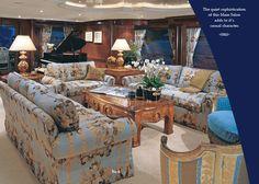 cakewalk yacht interior photos | Cakewalk was designed by Tim Heywood Designs with Naval Architecture ...