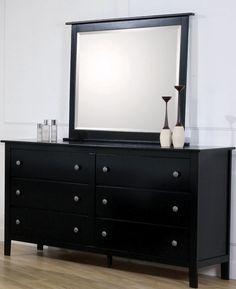 Black Bedroom Dressers Impressive With Images Of Black Bedroom ...
