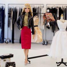 EstiloDF » ¡Abrígate al estilo de Barbie en este invierno!