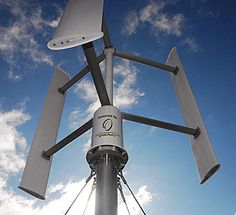 Vertical axis windmill facts article. VAWT have lots of upsides compared with classic wind generators and are increasing in popularity among homeowners.