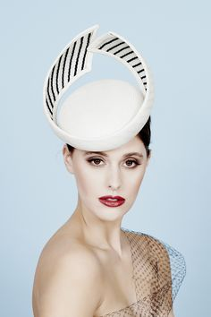 Louise Macdonald millinery Spring 2016/17