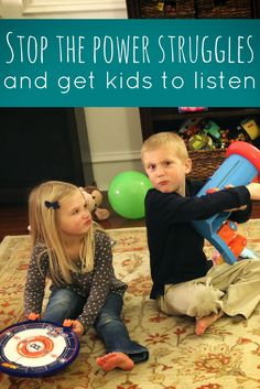 Toddler Approved!: Stop the Power Struggles and Get Kids to Listen!