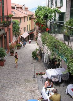 Trattoria San Giacomo  Bellagio, Italy