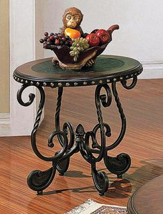 Rosemont End Table | Steve Silver | Home Gallery Stores