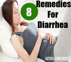 Natural Diarrhea Remedies At Home