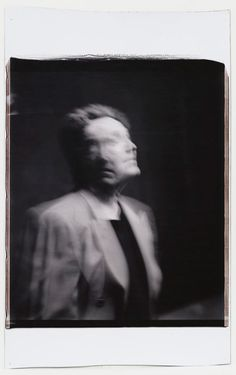 Christopher Walken by Schnabel