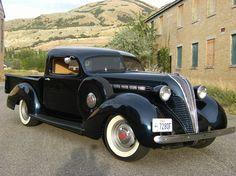 '37 Hudson Pickup