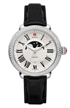Michele Moon Phase watch