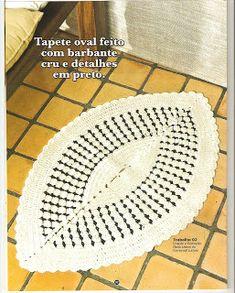 Janja croche: Tapetes!!!
