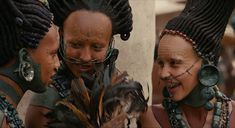 Mayan costume in scene from 'Apocalypto.' LOVED the costumes in this movie.