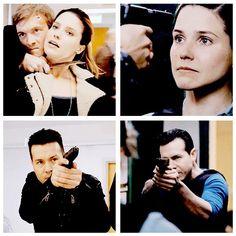 Lindsay and Antonio - 1x12 & 2x22