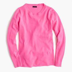 Collection cashmere long-sleeve T-shirt : cashmere shop | J.Crew