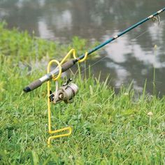 Cabela's Bank Fishing Rod Holders at Cabela's $13