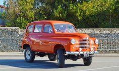 Renault Colorale (1951-1956) - Taxi de Lisbonne #taxi #renault #colorale…