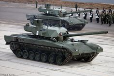 Russia to receive first 70 T 14 Armata main battle tanks by 2020 640 001