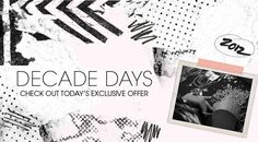 DECADE DAYS: DECEMBER 8, 2014 Buy one item and receive 35% off, Buy two and receive 45% off, and buy three or more and receive 55% off on select merchandise on this page: Offer valid on 12/8/2014 at 12:00am EST through 12/8/14 11:59pm EST on Alex and Ani website only. Not valid at Alex and Ani stores or third party retailers.  All sales final.