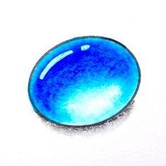 Как нарисовать драгоценные камни с маркерами и цветными карандашами |  Шаг за шагом учебник от @tombowusa и @ mariebrowning1