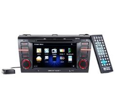 """Eonon D5102U 7"""" HD Car GPS DVD Player for Mazda3 Map for US-Can Original"""