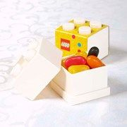 Show details for DIY Official LEGO ® Favour Box in White