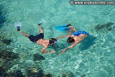 crete snorkelling
