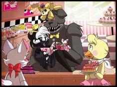 Candy by SmatyPanty on DeviantArt Fnaf 4, Anime Fnaf, Animatronic Fnaf, Marionette Fnaf, Fnaf Costume, Pedobear, Freddy 's, Fnaf Characters, Steven Universe