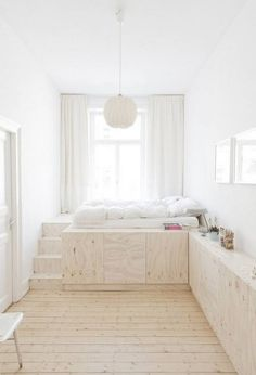 The White Album: 27 Sleep-Inducing Bedrooms in Shades of Pale
