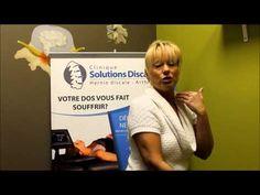 Traitement des symptômes d'une hernie discale cervicale et lombaire - Ga...